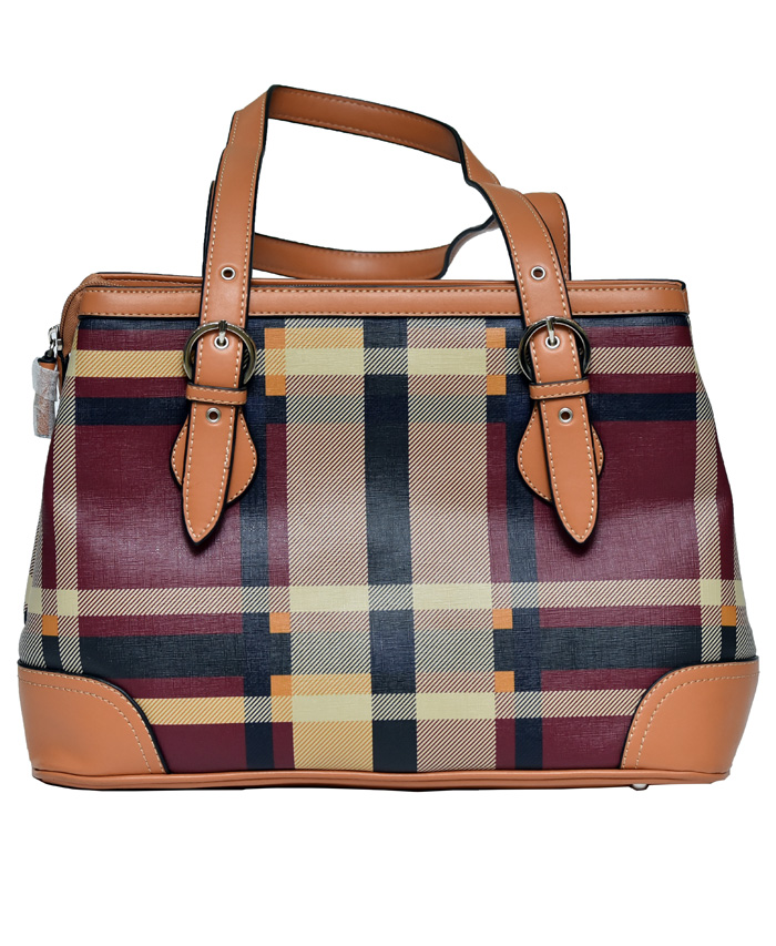 e0eb54258721 Tosoco Check Box Style Bag – YeaCheez – Online Shopping in Pakistan – Shop  for Men