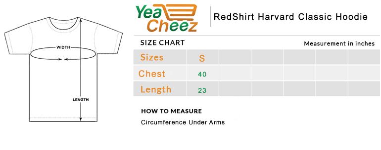 RedShirt Harvard Classic Hoodie