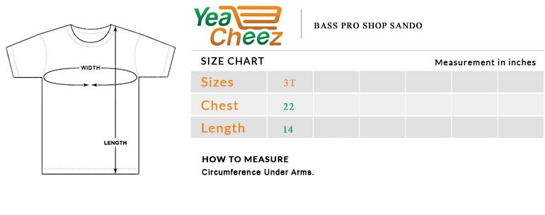 Bass Pro Shop Green Sando
