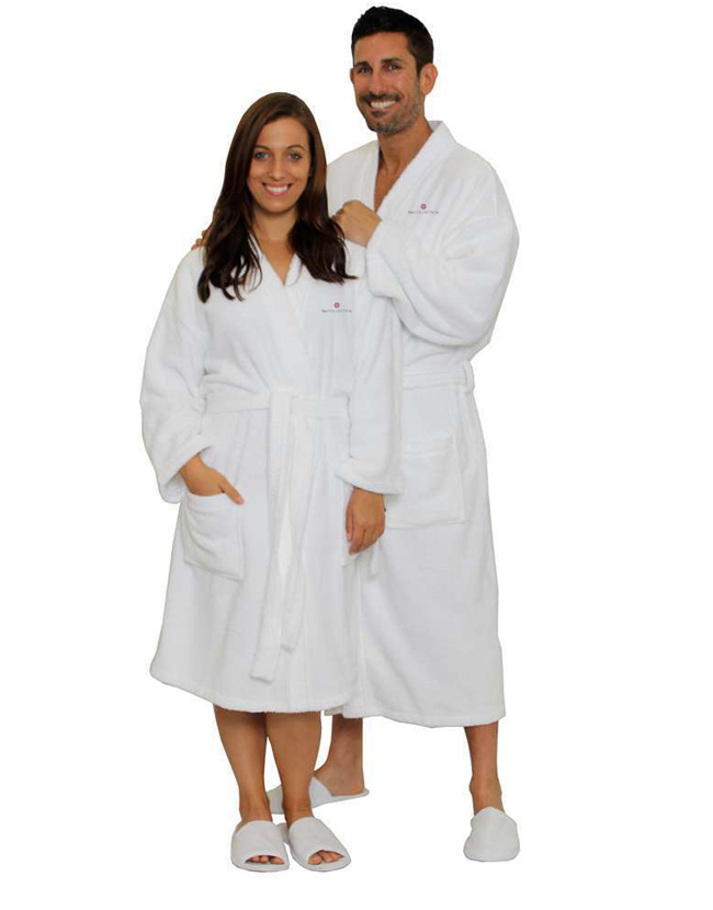 terry cloth bathrobe. HomeTowels NH Collection Terry Cloth Bathrobe %100 Cotton Men\u0027s Women\u0027s Robe