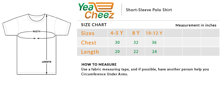 Green Short-Sleeve Polo Shirt