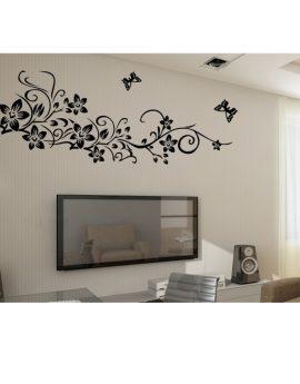 Flower Home Decoration Removable Wall Sticker Yeacheez Online