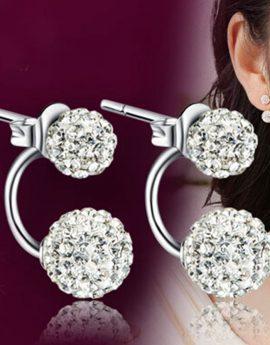 1f093f17d Luxury Vintage Silver Earrings – YeaCheez – Online Shopping in ...